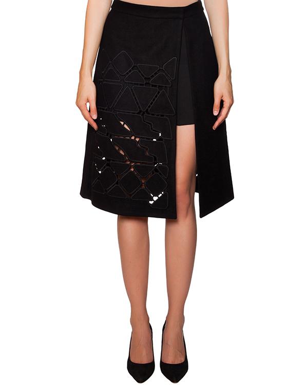 женская юбка TIBI, сезон: зима 2015/16. Купить за 26300 руб. | Фото 1