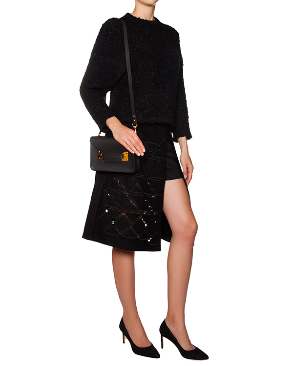 женская юбка TIBI, сезон: зима 2015/16. Купить за 26300 руб. | Фото 3