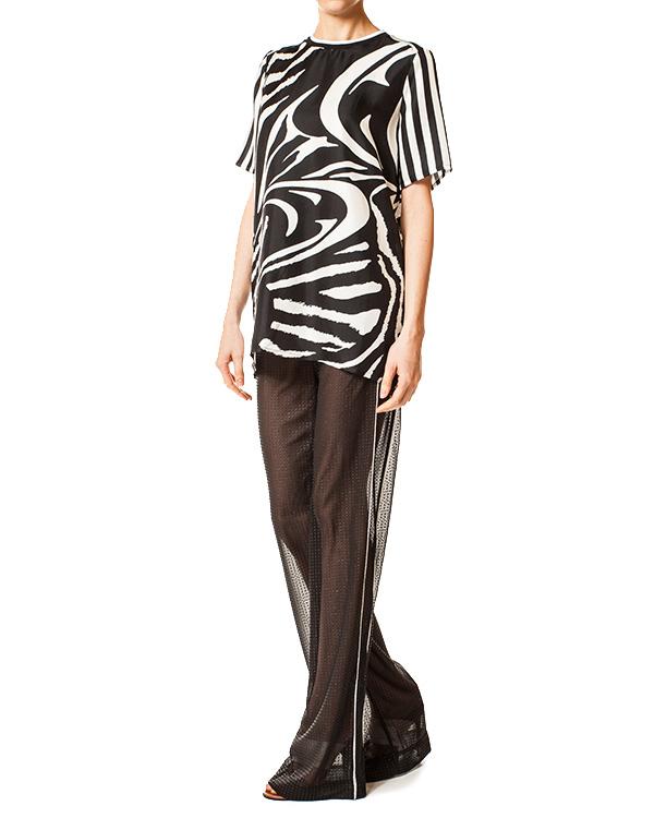 женская брюки Marcobologna, сезон: лето 2014. Купить за 8600 руб. | Фото 3