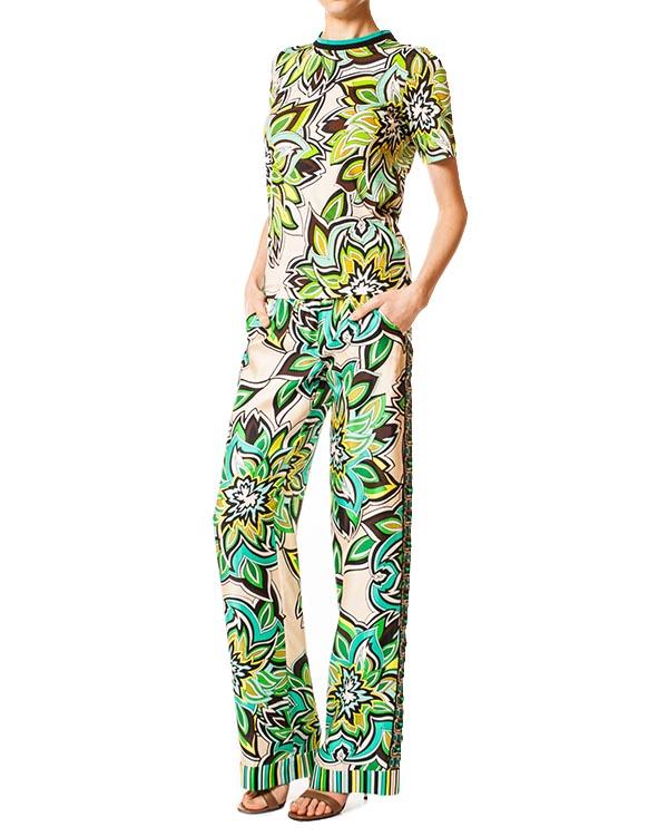 женская брюки Marcobologna, сезон: лето 2014. Купить за 12600 руб. | Фото 3
