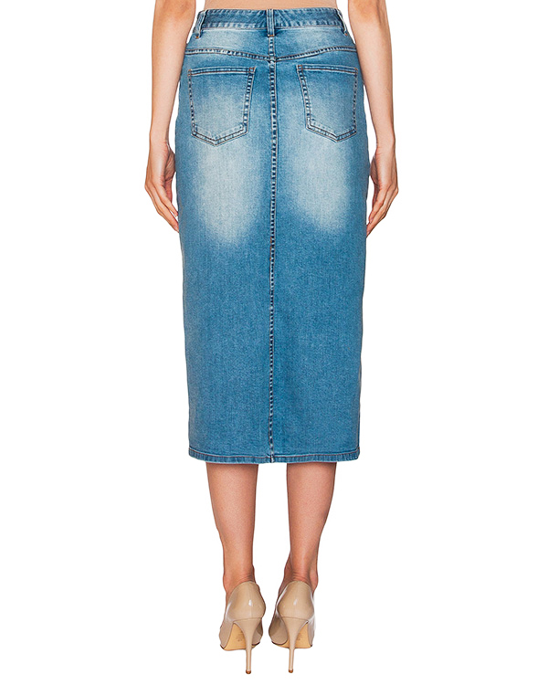 женская юбка TIBI, сезон: лето 2016. Купить за 17600 руб. | Фото 2