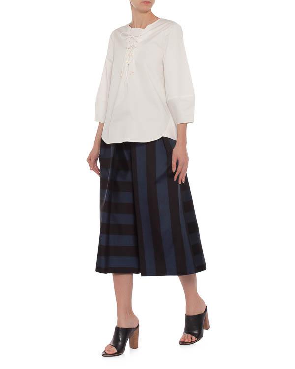 женская юбка-брюки TIBI, сезон: лето 2015. Купить за 32400 руб. | Фото 3