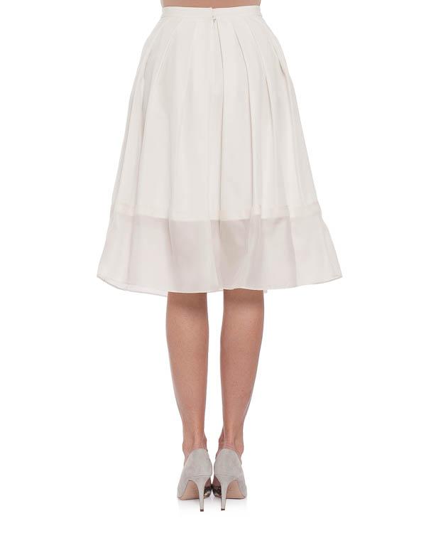 женская юбка TIBI, сезон: лето 2015. Купить за 22400 руб. | Фото $i