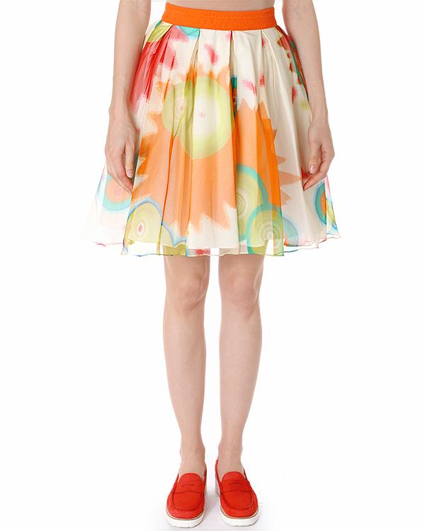 женская юбка EGGS, сезон: лето 2014. Купить за 11400 руб. | Фото 1