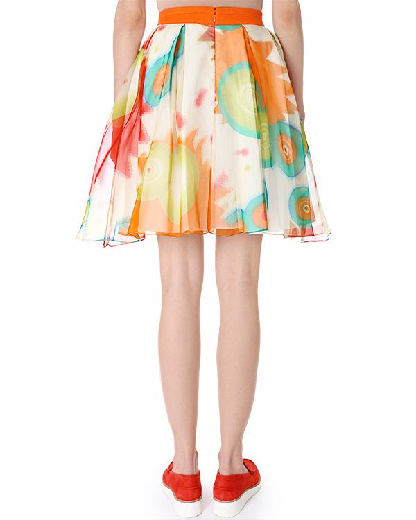 женская юбка EGGS, сезон: лето 2014. Купить за 11400 руб. | Фото 2