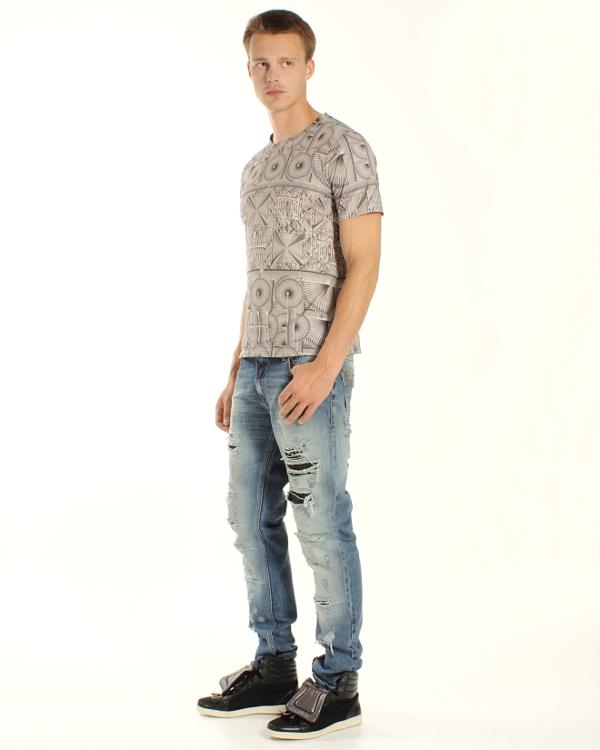 мужская футболка Dead Meat, сезон: лето 2012. Купить за 3600 руб. | Фото $i