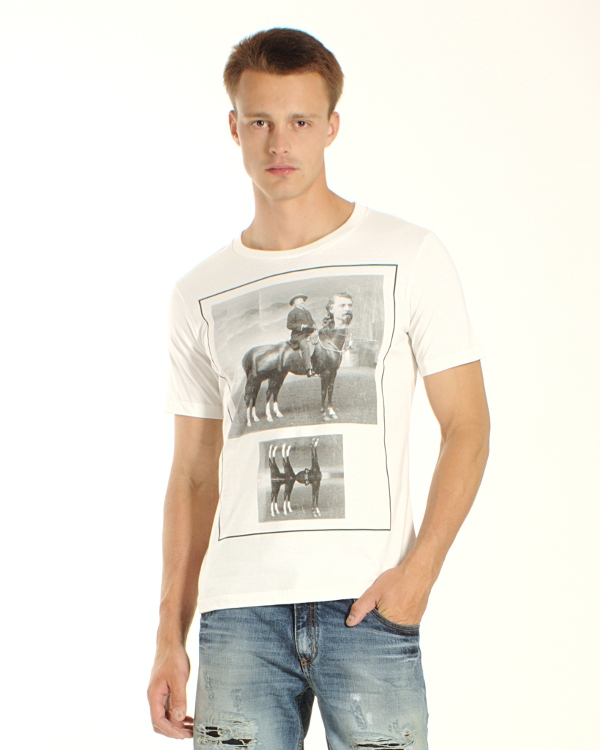 мужская футболка Dead Meat, сезон: лето 2012. Купить за 2900 руб. | Фото $i