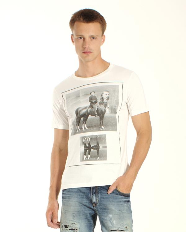мужская футболка Dead Meat, сезон: лето 2012. Купить за 2900 руб. | Фото 1