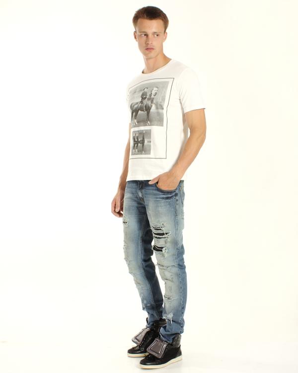 мужская футболка Dead Meat, сезон: лето 2012. Купить за 2900 руб. | Фото 3