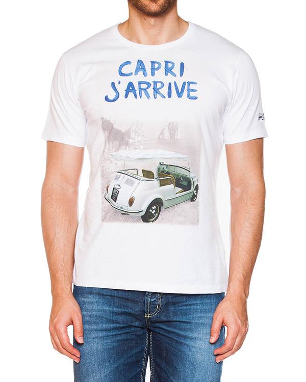 мужская футболка MC2 Saint Barth, сезон: лето 2015. Купить за 5000 руб. | Фото 1