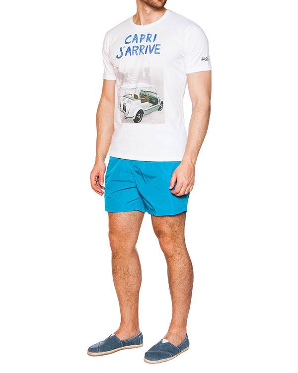 мужская футболка MC2 Saint Barth, сезон: лето 2015. Купить за 5000 руб. | Фото 3