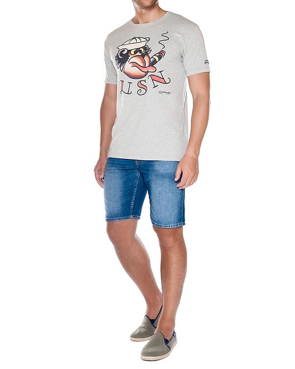 мужская футболка MC2 Saint Barth, сезон: лето 2016. Купить за 5500 руб. | Фото 3