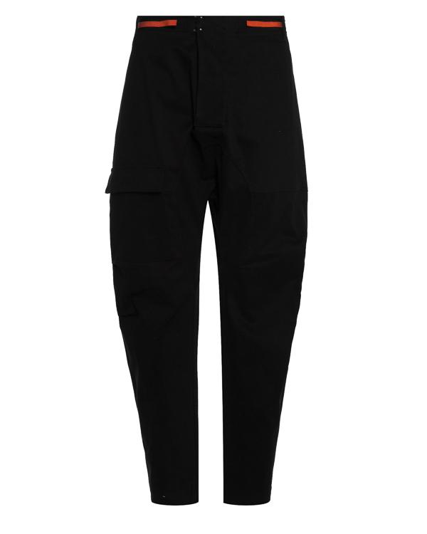 брюки нестандартного кроя из хлопка  артикул TU0125 марки TOM REBL купить за 24500 руб.