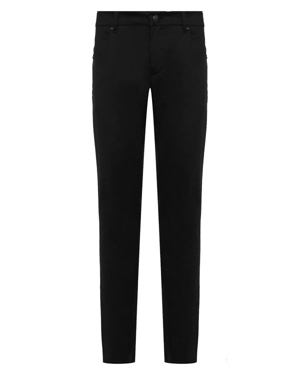 брюки из эластичного хлопка артикул TU0128 марки TOM REBL купить за 22200 руб.