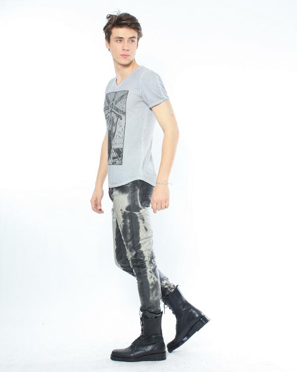 мужская брюки TOM REBL, сезон: зима 2011/12. Купить за 9000 руб. | Фото 3