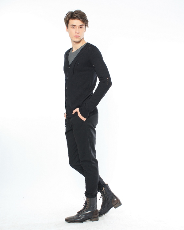 мужская кардиган TOM REBL, сезон: зима 2011/12. Купить за 5500 руб. | Фото $i