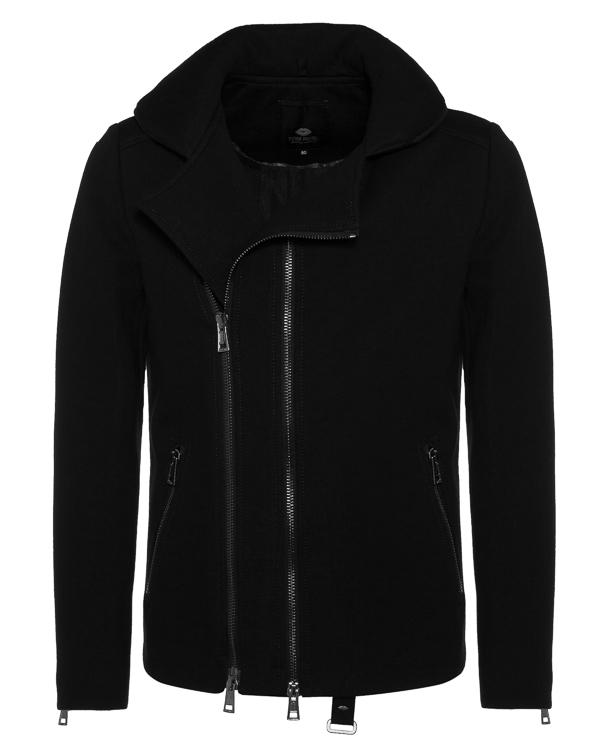 куртка из хлопка с объемным воротником артикул TU0335 марки TOM REBL купить за 82600 руб.