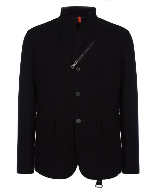 пиджак прямого силуэта из шерсти и хлопка  артикул TU0570-2493 марки TOM REBL купить за 63100 руб.