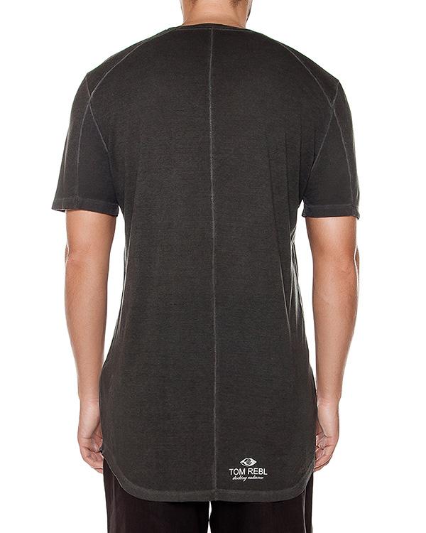 мужская футболка TOM REBL, сезон: лето 2016. Купить за 5900 руб. | Фото $i