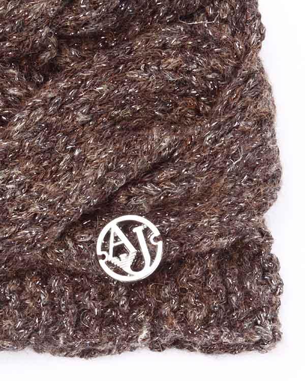 аксессуары шапка ARMANI JEANS, сезон: зима 2013/14. Купить за 2300 руб. | Фото 3