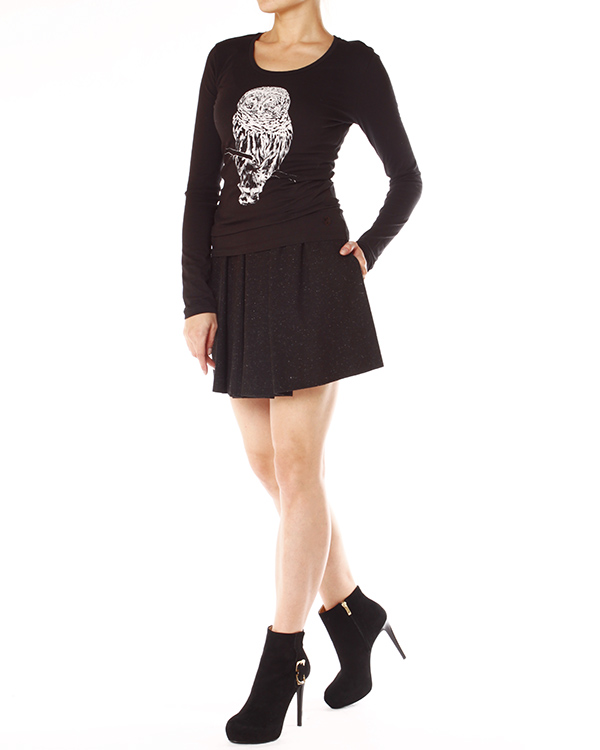 женская юбка ARMANI JEANS, сезон: зима 2013/14. Купить за 4700 руб.   Фото 3