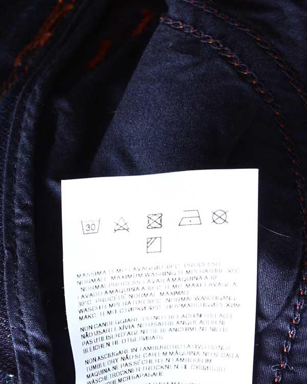 женская джинсы ARMANI JEANS, сезон: зима 2013/14. Купить за 4000 руб. | Фото 5