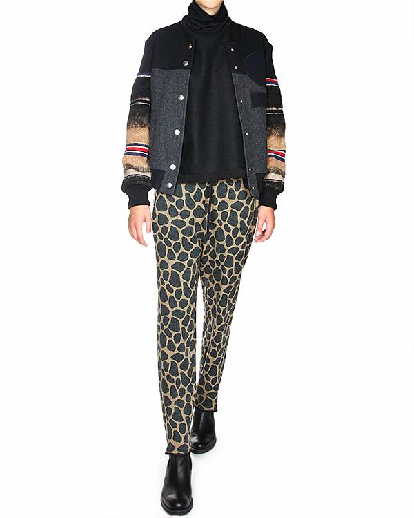 женская брюки Hache, сезон: зима 2014/15. Купить за 13500 руб. | Фото 3