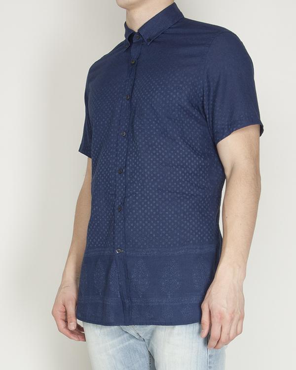 мужская рубашка DONDUP, сезон: лето 2013. Купить за 4400 руб. | Фото 2