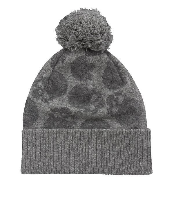 шапка из шерсти с помпоном  артикул UCJQ3GCAPOM марки Gemma H купить за 6100 руб.