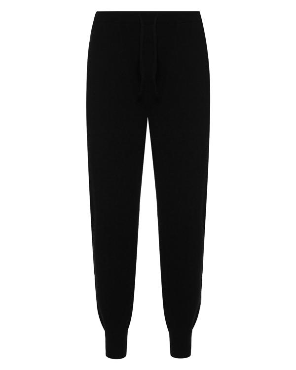 брюки спортивного кроя из шерсти артикул UCSOLIDPANCB марки Gemma H купить за 18800 руб.