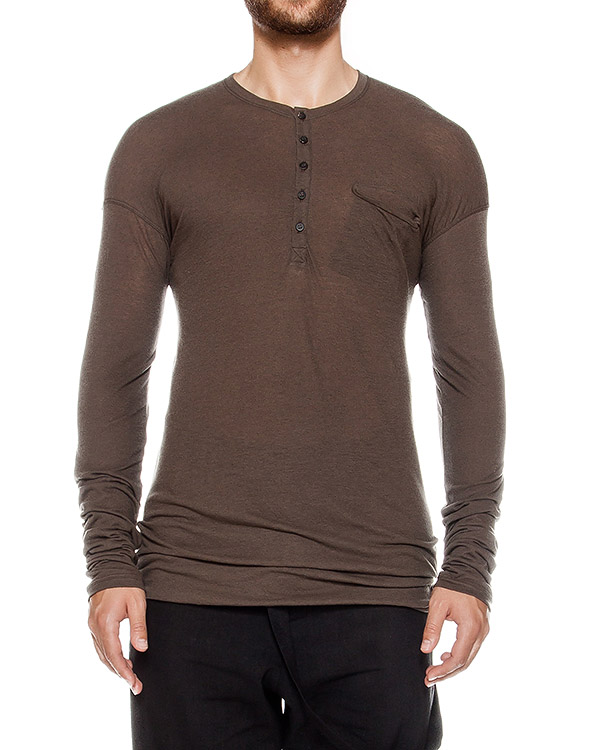 мужская футболка Isabel Benenato, сезон: зима 2016/17. Купить за 16900 руб. | Фото 1