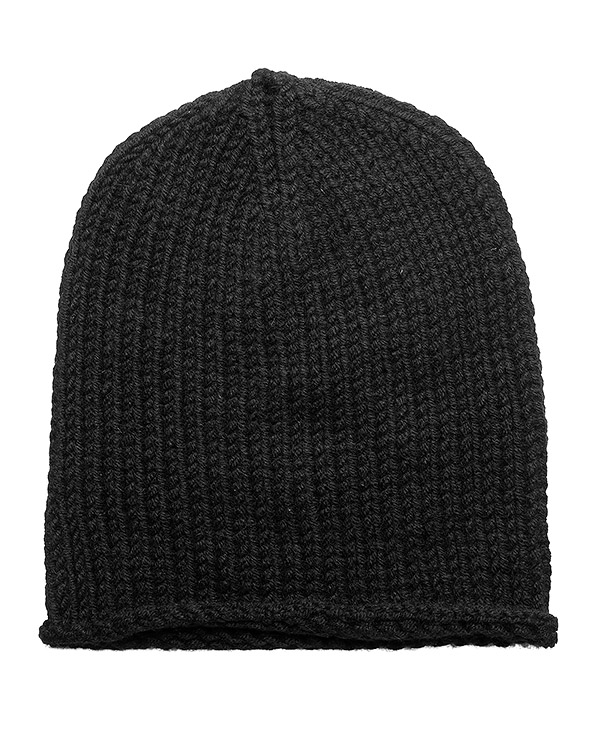 шапка вязаная, из шерсти альпака и яка артикул UK14F16 марки Isabel Benenato купить за 4700 руб.