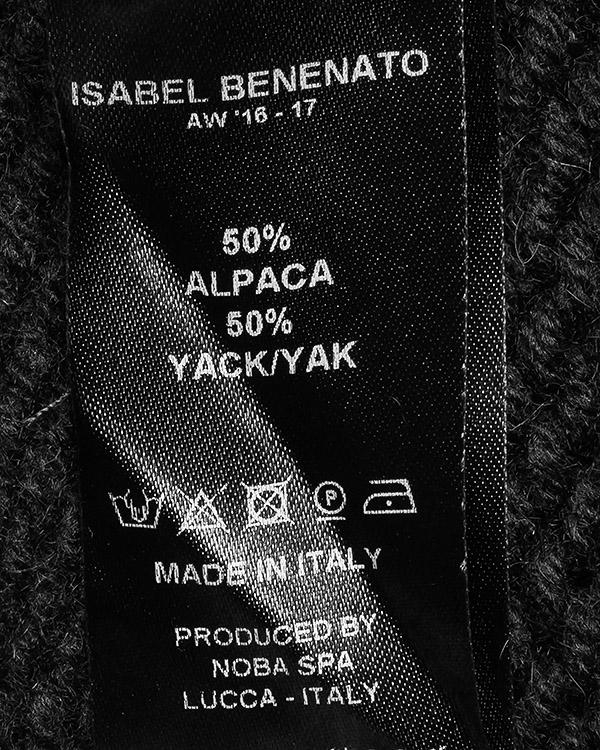 аксессуары шапка Isabel Benenato, сезон: зима 2016/17. Купить за 4700 руб. | Фото 4