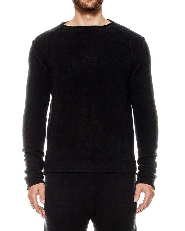 джемпер из мериносовой шерсти артикул UK32F16 марки Isabel Benenato купить за 26400 руб.