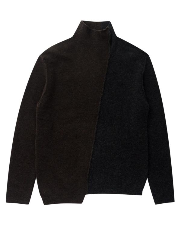 джемпер из шерсти прямого кроя  артикул UK32F17-220 марки Isabel Benenato купить за 26700 руб.