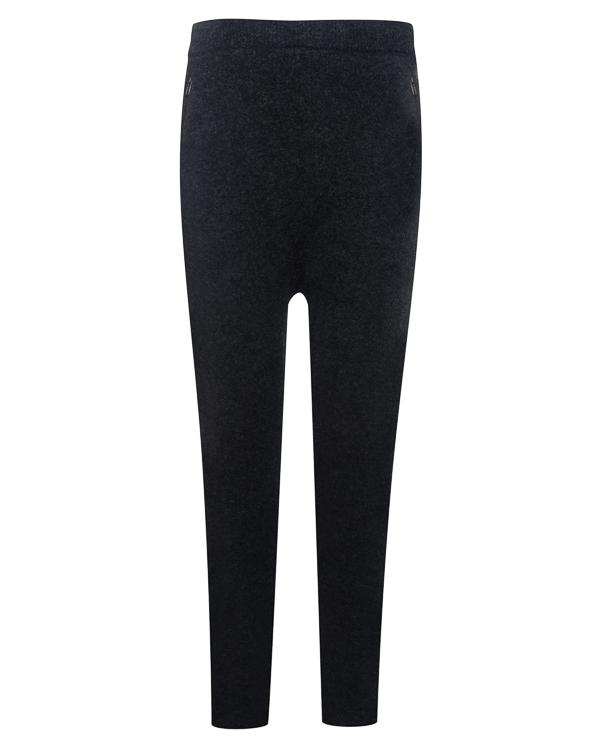 брюки облегающего силуэта из трикотажной шерсти  артикул UK35F17 марки Isabel Benenato купить за 32000 руб.