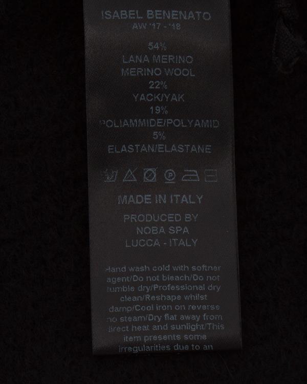аксессуары шапка Isabel Benenato, сезон: зима 2017/18. Купить за 6700 руб.   Фото $i