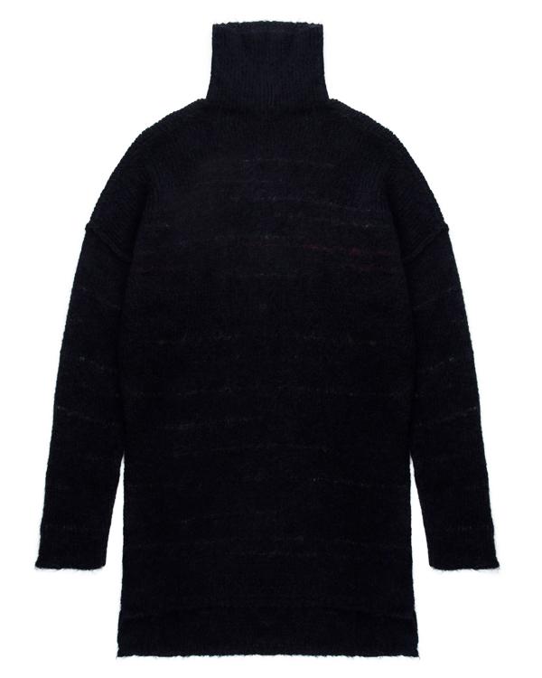 свитер удлиненного силуэта из мохера и шерсти альпаки  артикул UK43F17 марки Isabel Benenato купить за 30300 руб.