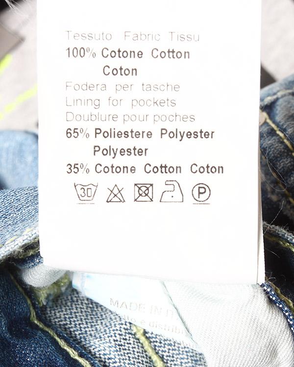 мужская джинсы DONDUP, сезон: лето 2015. Купить за 8900 руб. | Фото 5