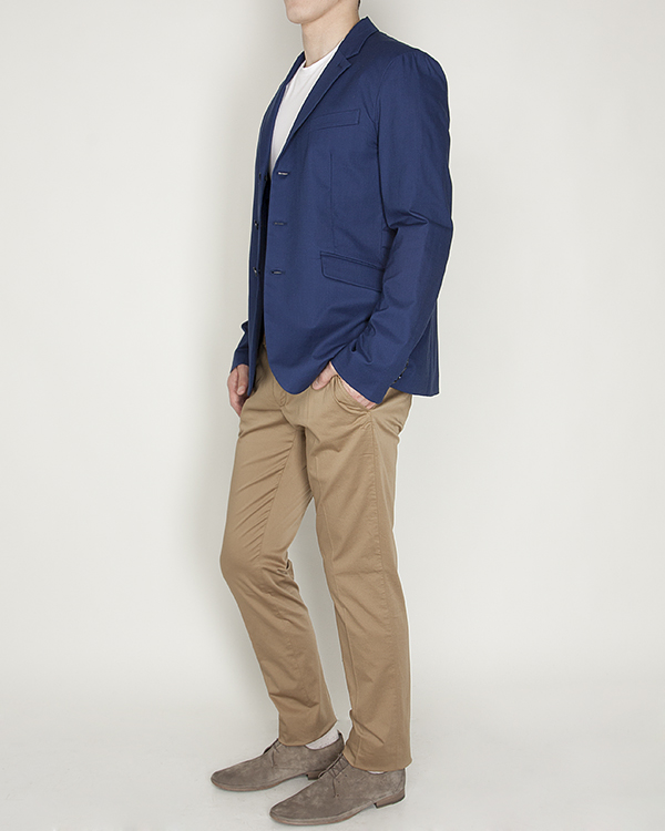 мужская брюки DONDUP, сезон: лето 2013. Купить за 5900 руб. | Фото 3