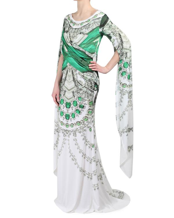 женская платье Gaowey Xinzhan, сезон: лето 2013. Купить за 37400 руб.   Фото 2