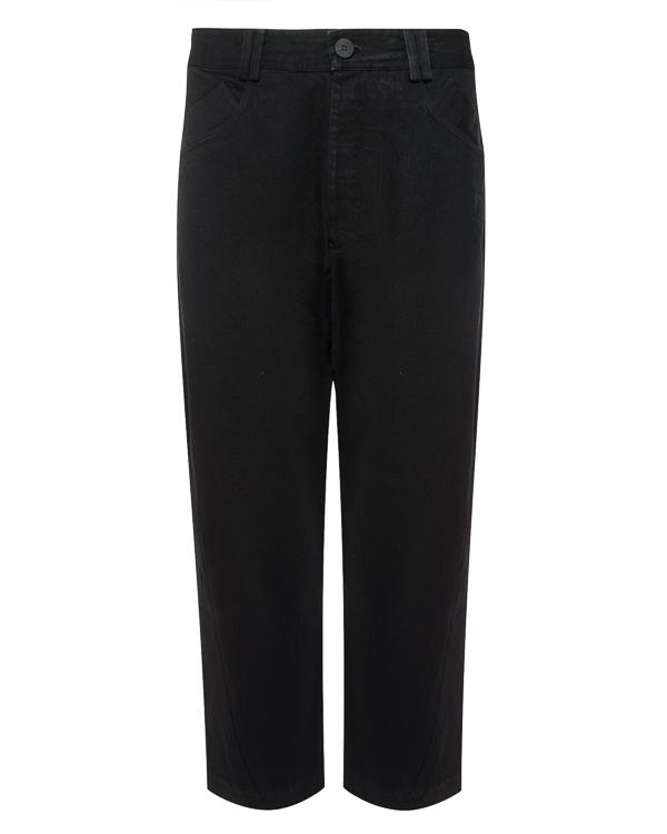 брюки с заниженной шаговой линией артикул UW22F17 марки Isabel Benenato купить за 25700 руб.