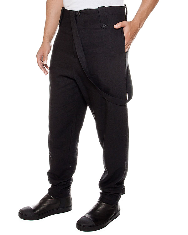 мужская брюки Isabel Benenato, сезон: зима 2016/17. Купить за 33800 руб. | Фото 1