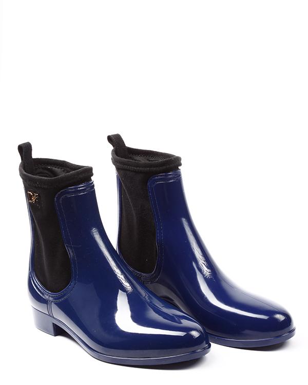 женская ботинки DIANE von FURSTENBERG, сезон: зима 2013/14. Купить за 3700 руб. | Фото 5