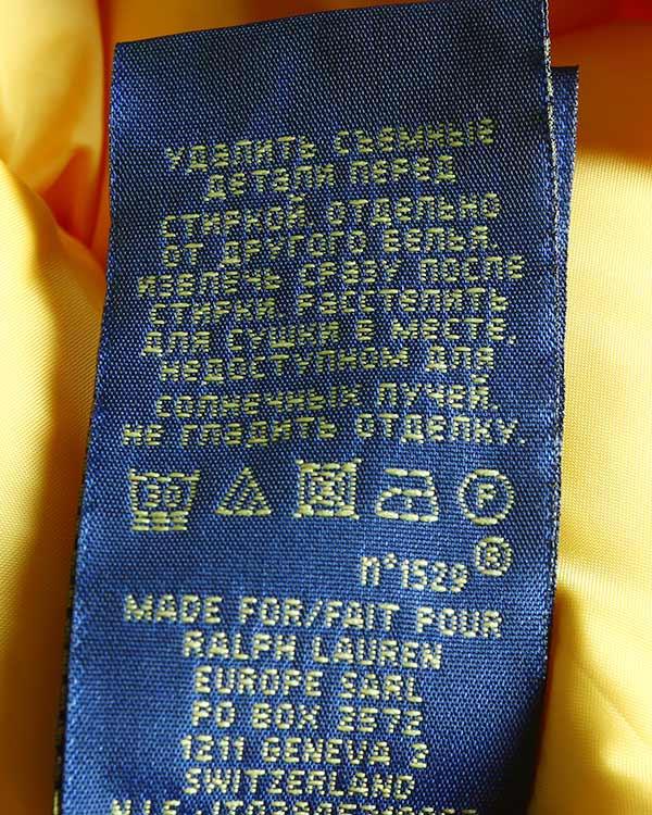 женская жилет Polo by Ralph Lauren, сезон: зима 2014/15. Купить за 13800 руб. | Фото 5