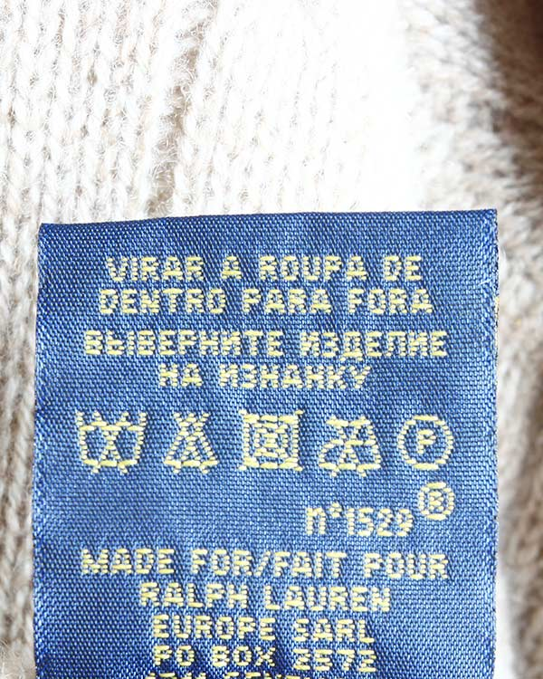 женская пуловер Polo by Ralph Lauren, сезон: зима 2014/15. Купить за 15000 руб. | Фото 5