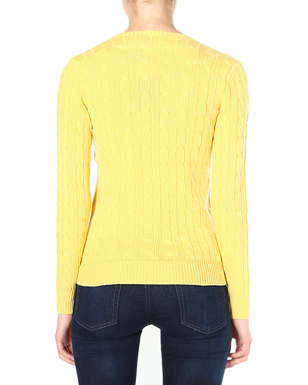 женская пуловер Polo by Ralph Lauren, сезон: зима 2014/15. Купить за 15000 руб. | Фото 2