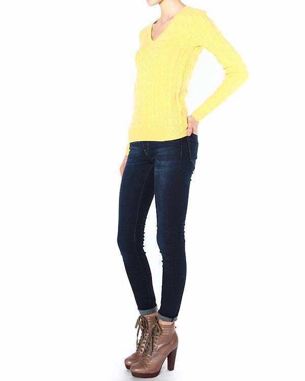 женская пуловер Polo by Ralph Lauren, сезон: зима 2014/15. Купить за 15000 руб. | Фото 3