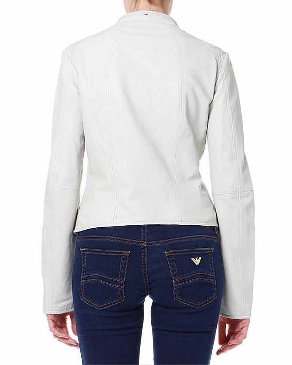 женская куртка ARMANI JEANS, сезон: лето 2014. Купить за 23200 руб. | Фото 2