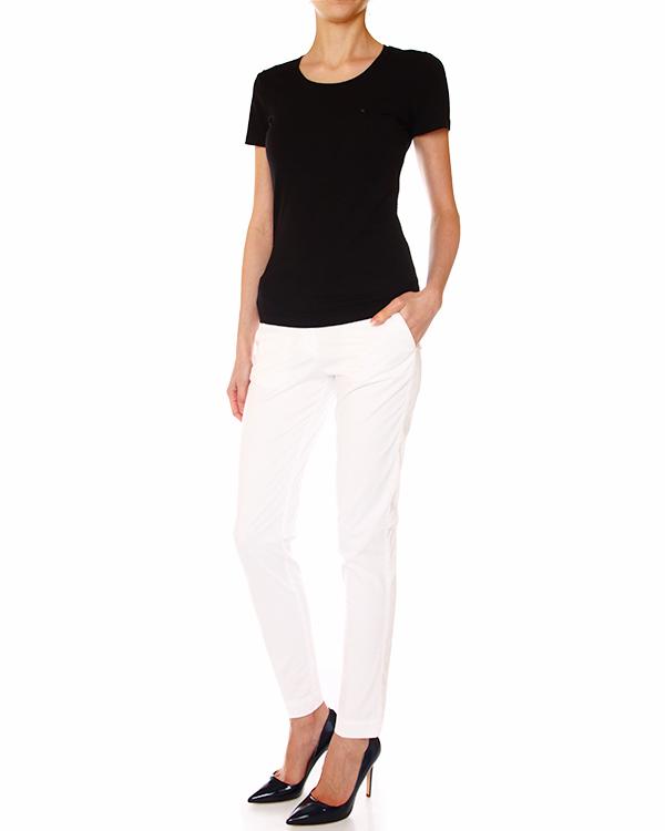 женская брюки ARMANI JEANS, сезон: лето 2014. Купить за 5700 руб. | Фото 3
